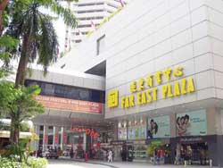 Far East Plaza, a shopping centre with personality
