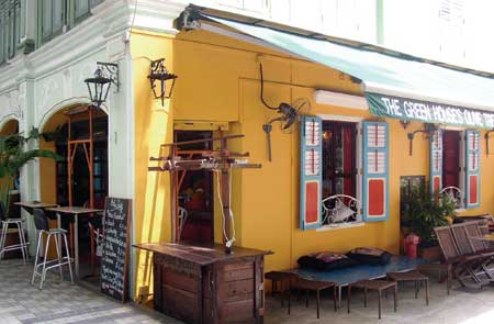 Discover what's cool around ol' Arab Street