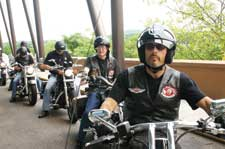 Kings of the road, Harley Owners Group Singapore