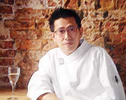 Fluidity in the kitchen, with Patrick Tan