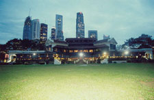 Join the club, the Singapore Cricket Club!
