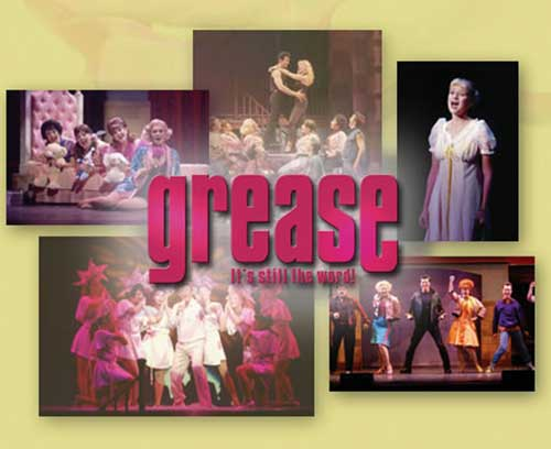 Grease is still the word…