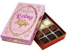 Prestat Fine English Chocolate
