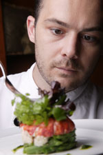 Chef Patrick Heuberger