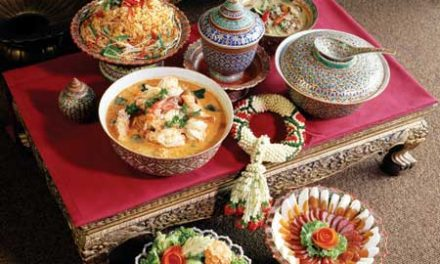Scintillating taste of Siam