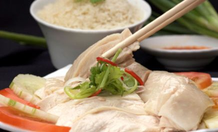 The Chicken Rice Company – It's Chicken Party Time!