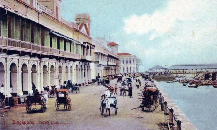 10 Great Vintage Singapore Postcards